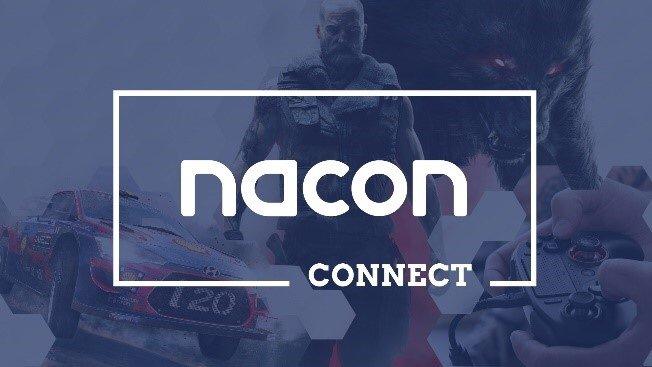IL NACON CONNECT È DOMANI, 7 LUGLIO ORE 19:00