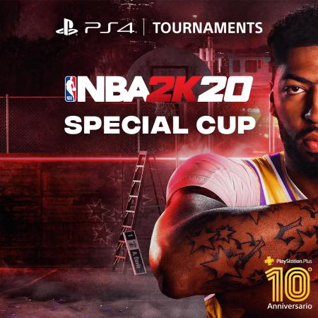 Continuano i festeggiamenti per il decimo anniversario di PlayStation Plus: inizia l'NBA 2K20 Special Cup e tutti i giocatori potranno partecipare a un nuovo contest per provare a vincere fino a 10 anni di abbonamento a PS Plus