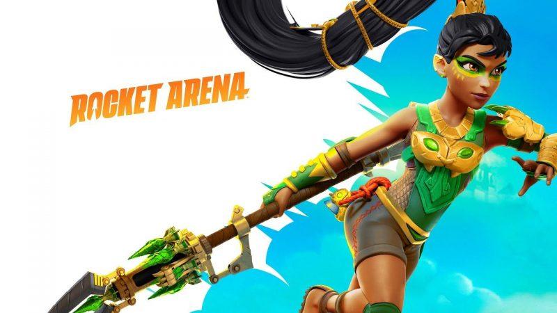 Preparati per Blast Off! Rocket Arena disponibile in tutto il mondo oggi