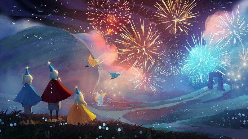 'Sky: Figli della Luce' Pluri-premiato titolo di thatgamecompany Raggiunge i 20 milioni di download per il suo Primo Anniversario