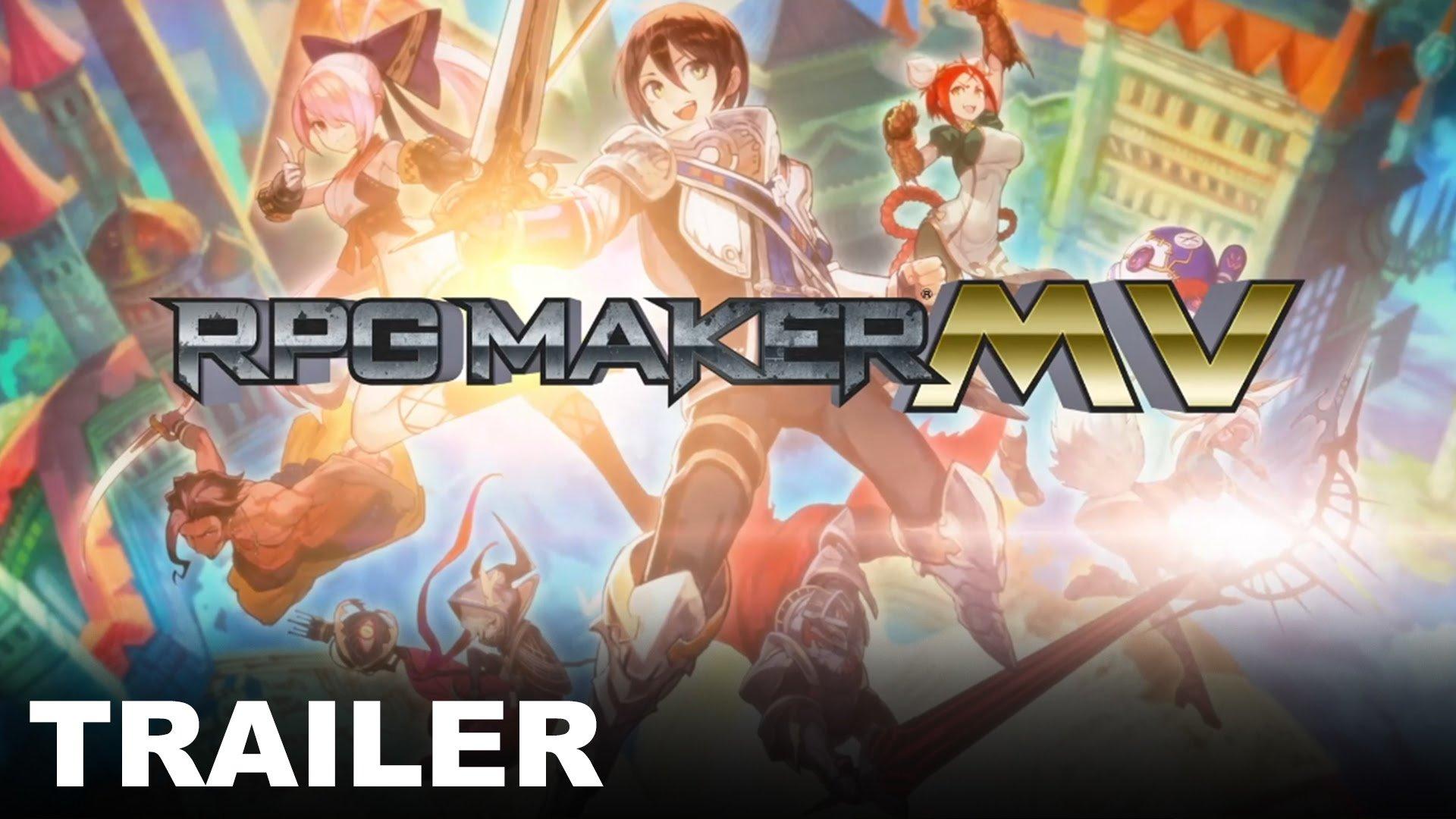 RPG Maker MV èpronto per il lancio a settembre 2020!