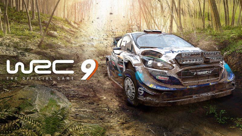 WRC 9 – ecco gli esclusivi bonus pre-order