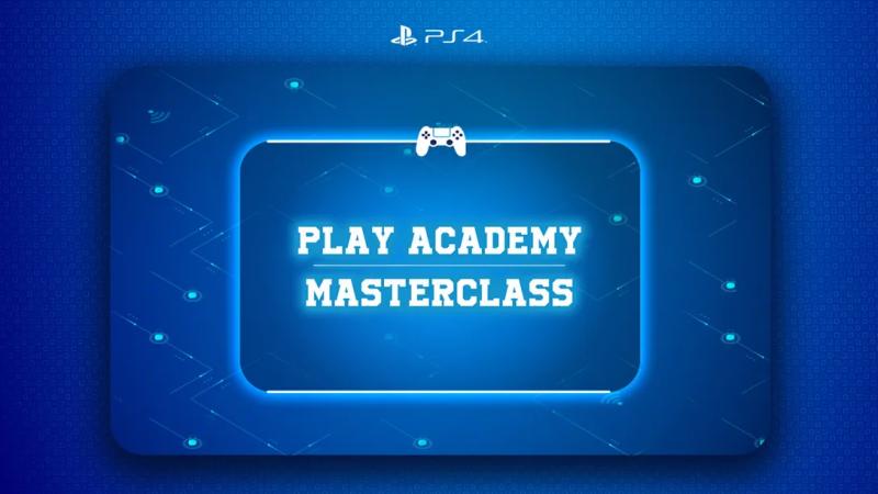 PlayStation Academy si evolve e diventa Masterclass: tanti nuovi titoli, quiz e magnifici premi