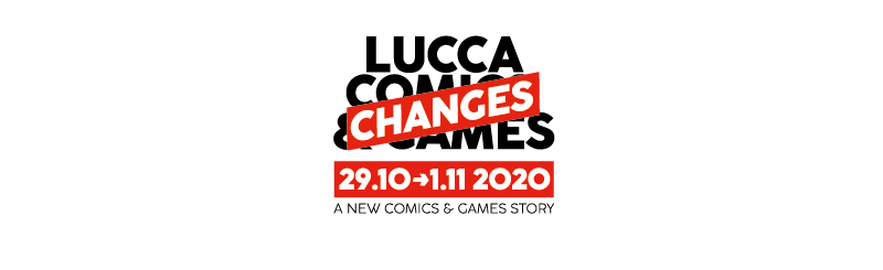 AMAZON.IT DIVENTA L'OFFICIAL E-COMMERCE DI LUCCA COMICS & GAMES – EDIZIONE CHANGES