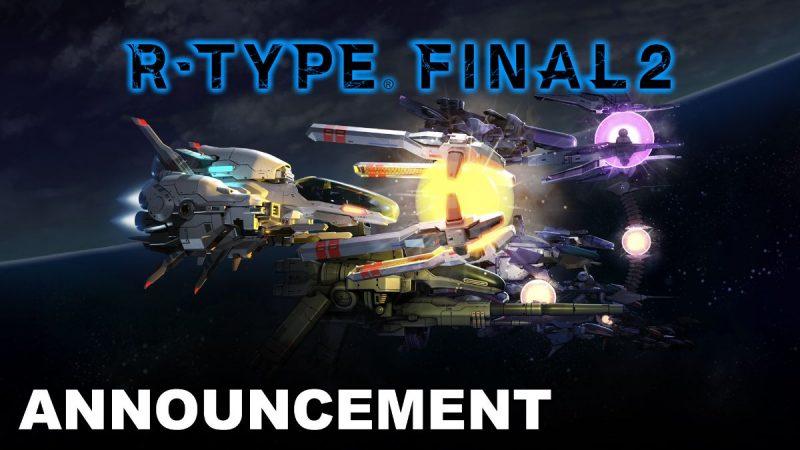 R-Type® Final 2 annunciato per la primavera 2021!