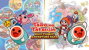 TAIKO NO TATSUJIN: RHYTHMIC ADVENTURE PACK sarà disponibile dal 3 dicembre 2020 per Nintendo Switch!